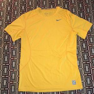 Men's Nike Pro Combat Dri-Fit Shirt Size Medium